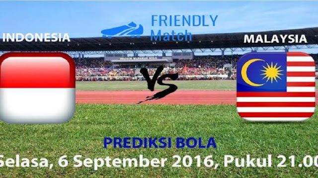 Indonesia VS Malaysia : Laga Perdana Timnas Merah Putih ...