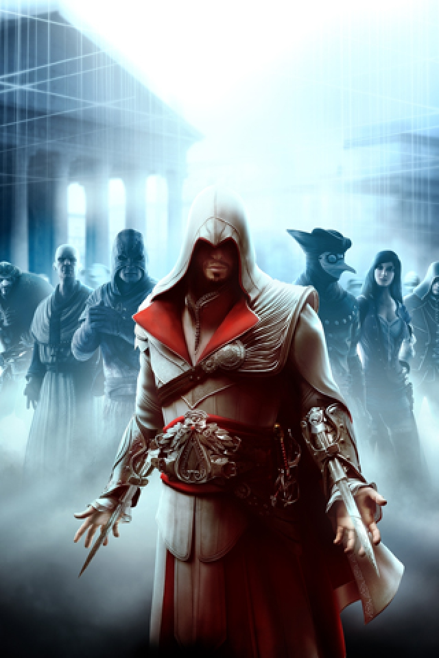 Download Iphone Wallpapers Ezio Lost Legacy Download Iphone