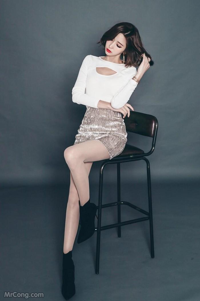 Người đẹp Baek Ye Jin trong bộ ảnh thời trang tháng 12