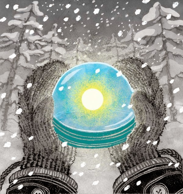 ©Yuko Shimizu 清水 裕子 - Winter Wonderland (... or Not). Ilustración | Illustration