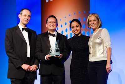 TechnoCart by Smart Communications Wins Social Contribution Award in London