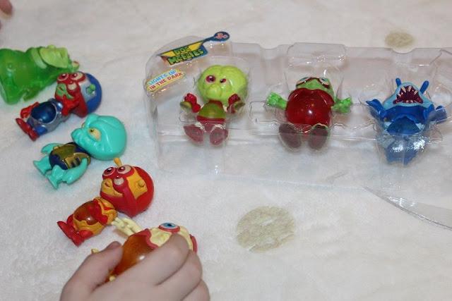collection d'alien pour enfant