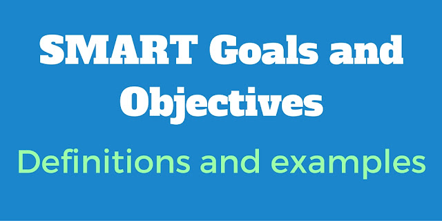 SMART Goals and Objectives - Definitions and Examples For Marketing Plans