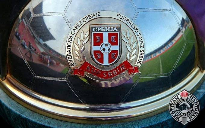 Partizan protiv Napretka u 1/4 finalu kupa Srbije!