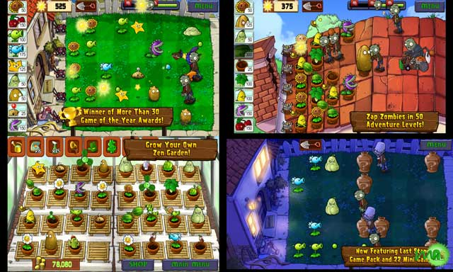 Plants vs. Zombies� screenshot