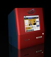 RedyRef Pandora Kiosk Desktop