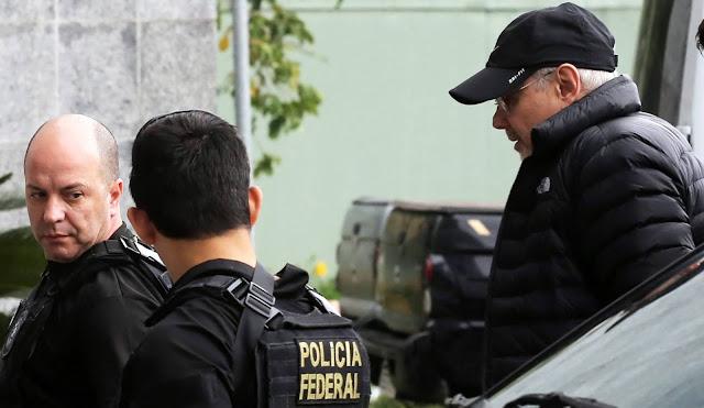 O Brasil é a quarta nação mais corrupta do mundo, segundo o índice de corrupção do Fórum Econômico Mundial.