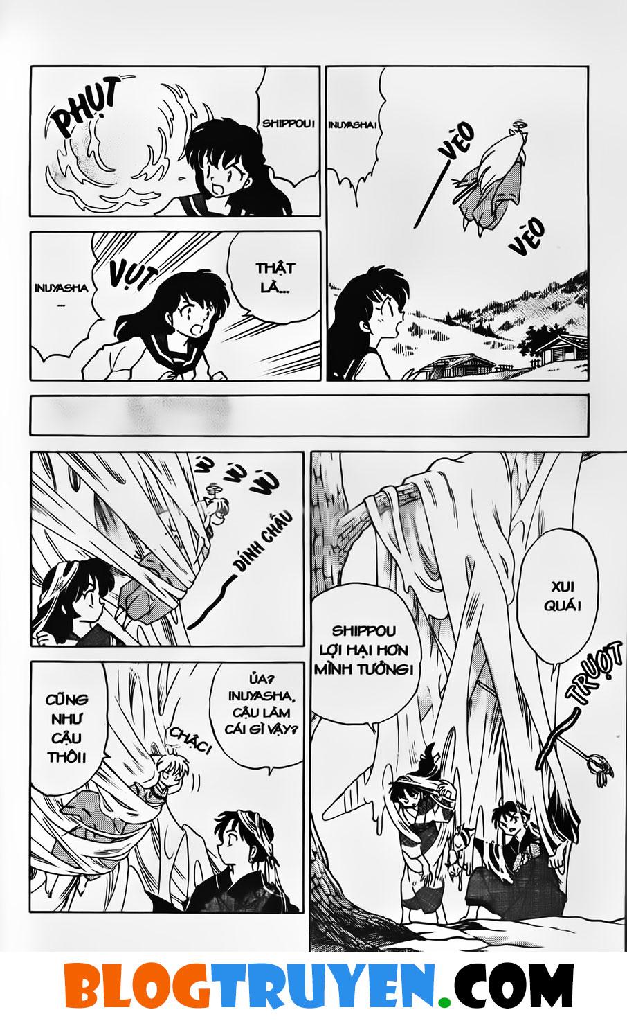 Inuyasha vol 34.6 trang 7
