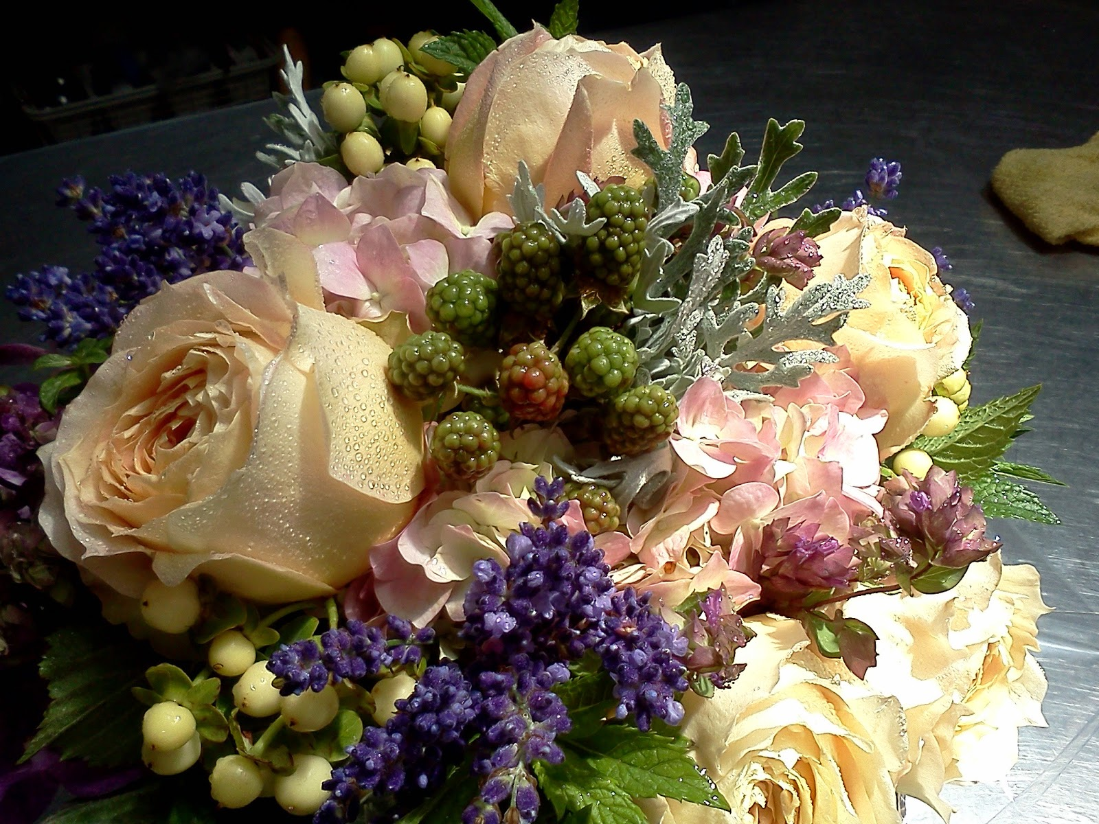 "La Vie Flowers... Flowers For Living: The ""What, Where"