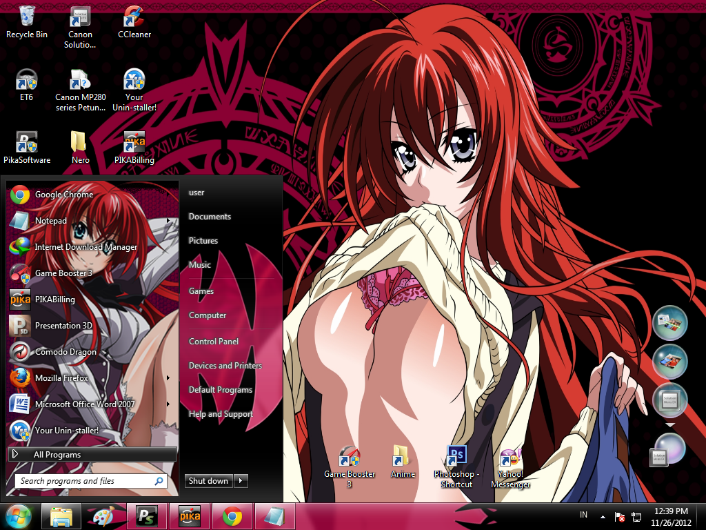 Wallpapers And Pictures Rias Gremory Hd Wallpaper