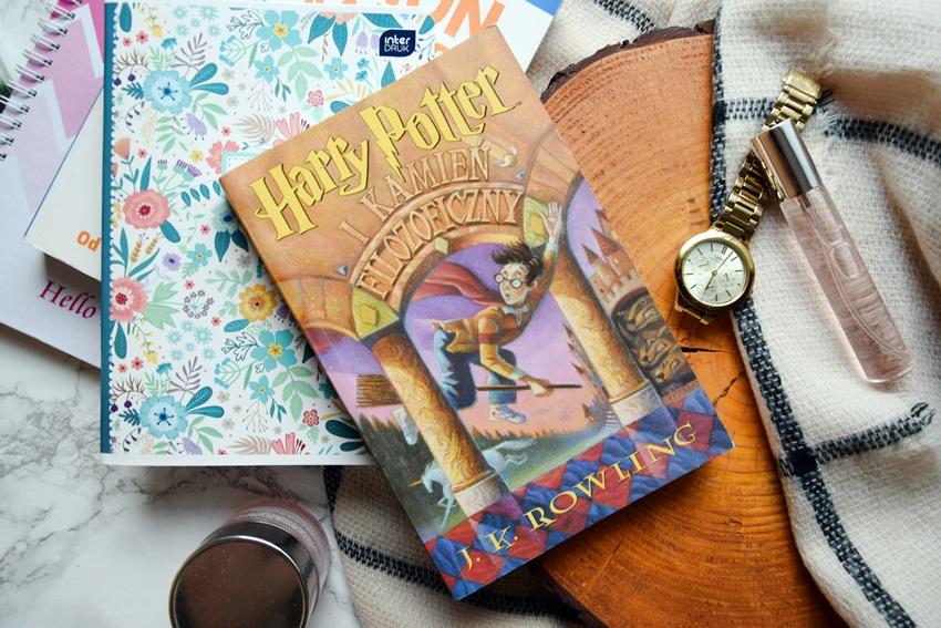 Jak nie przespać jesieni? Harry Potter
