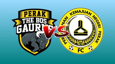 Live Streaming Perak vs PKNP FC Piala FA Malaysia 11.5.2019