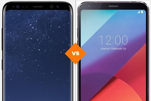 Galaxy S8 ou LG G6: veja qual celular se sai melhor em comparativo