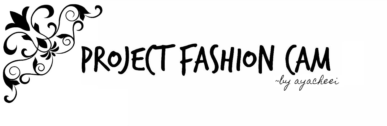 Project Fashion Cam – by ayacheei