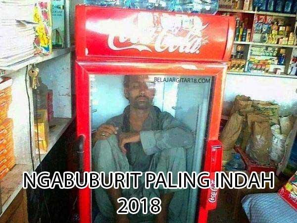Meme lucu bulan ramadhan 2018