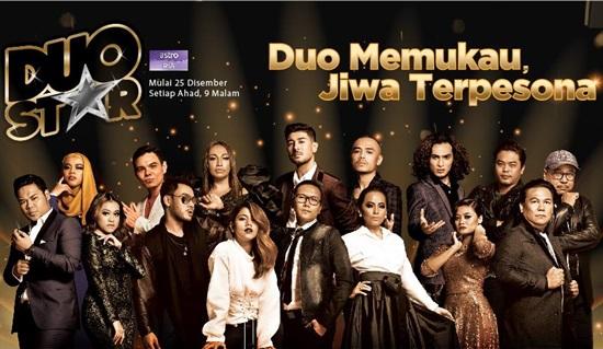 peserta tersingkir konsert Duo Star 2016 minggu 2, siapa tersingkir konsert kedua Duo Star 2016, peserta Duo Star astro tersingkir konsert Duo Star minggu kedua