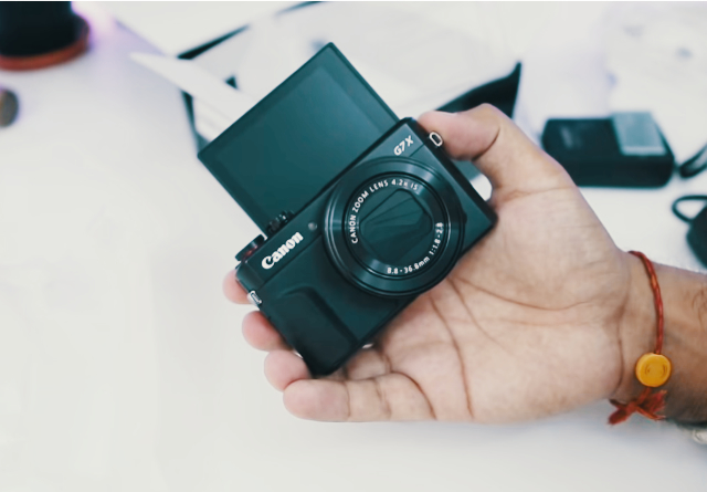Canon G7X mark ii Specification - Review - Price - हिंदी