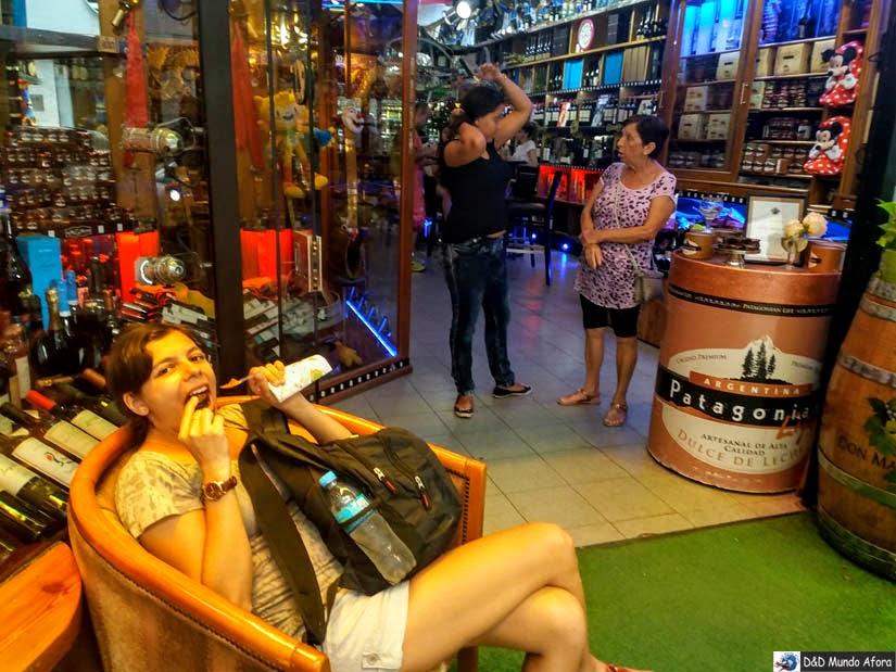 Calle Florida - 8 lugares para comprar em Buenos Aires, Argentina