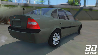 Mod carro Chevrolet Vectra CD ImVehFT para GTA San Andreas, GTA SA