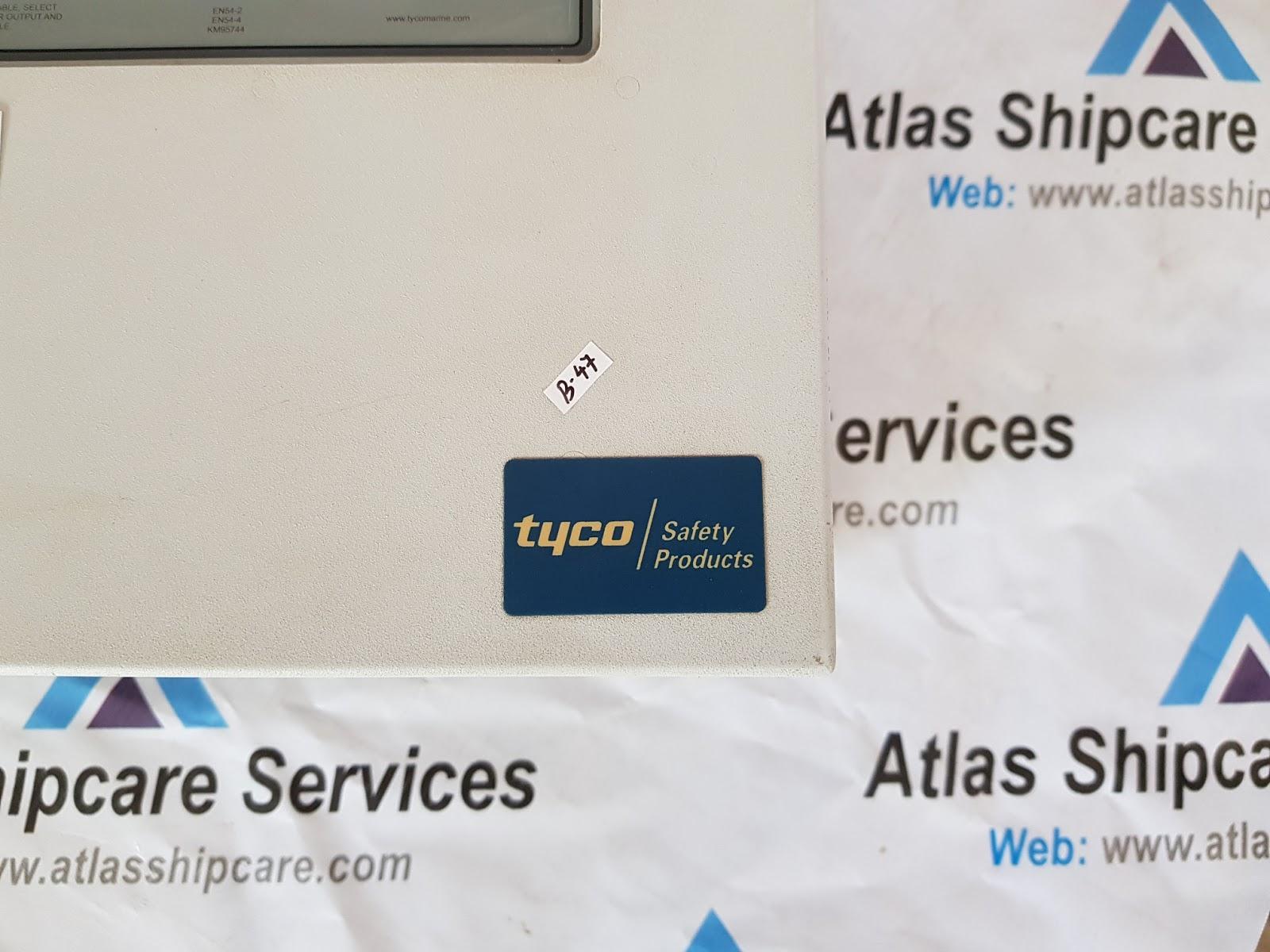 TYCO T1232 32 ZONE PANEL FIRE ALARM CONTROLLERS | Atlas Shipcare