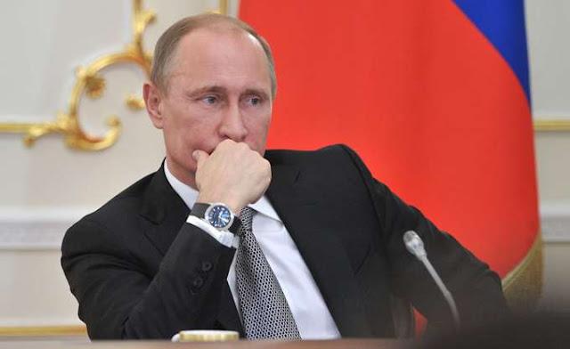 Πούτιν: Ο πόλεμος θα συνεχίζεται όσο παραμένουν στην εξουσία της Ουκρανίας οι σημερινές αρχές