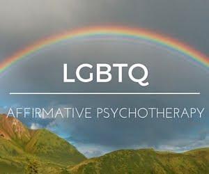 LGBTQ Affirmative Psychotherapy