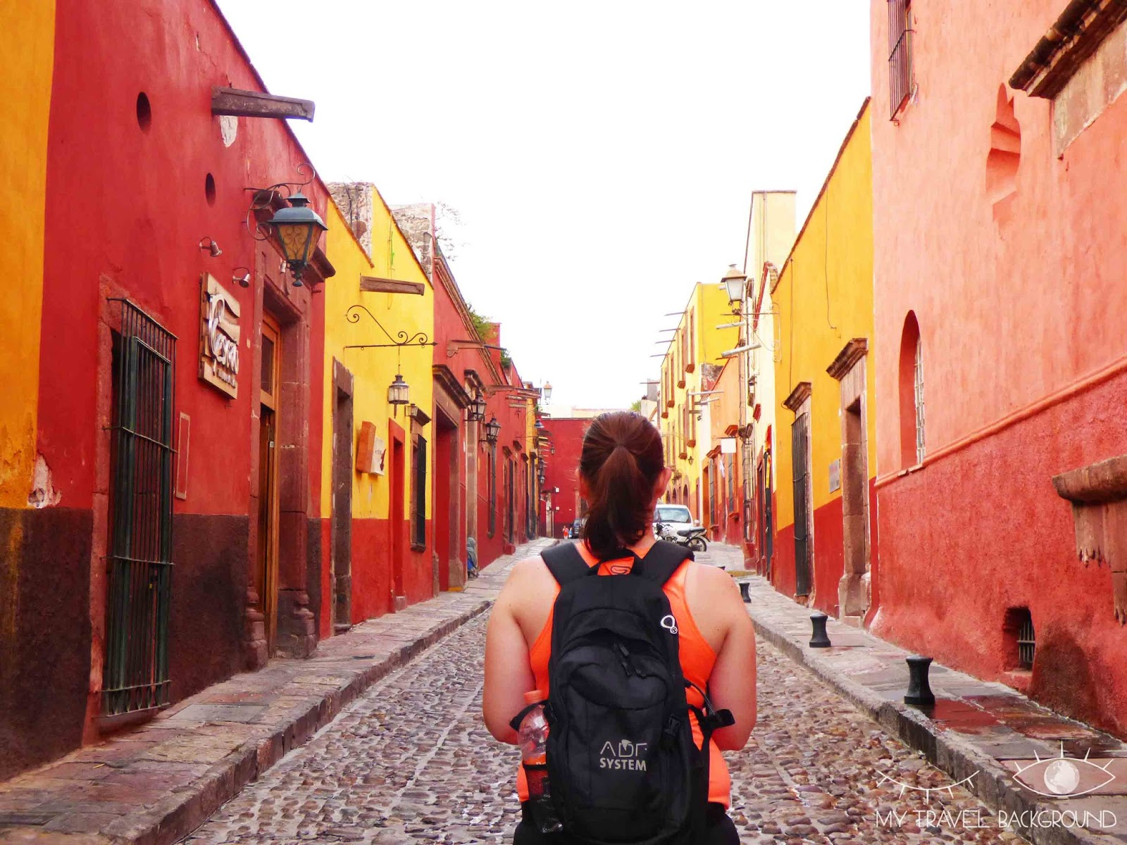My Travel Background : Road Trip au Mexique, itinéraire et infos pratiques - San Miguel De Allende