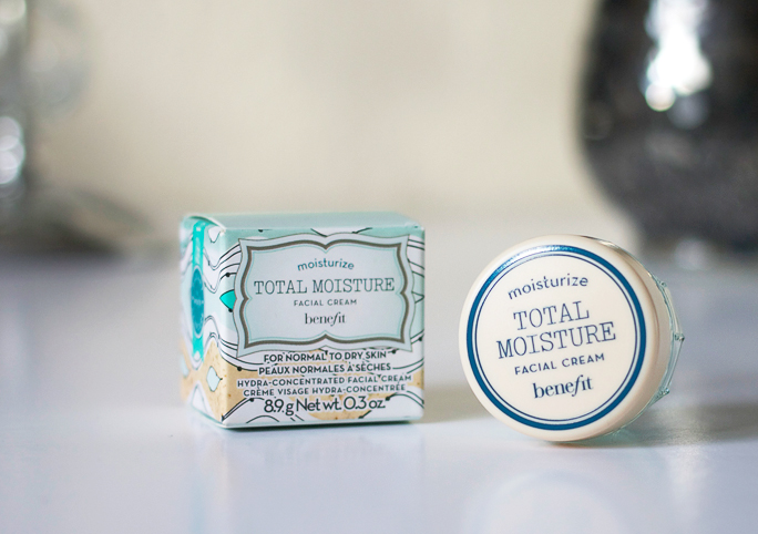 Review | Benefit Total Moisture Facial Cream