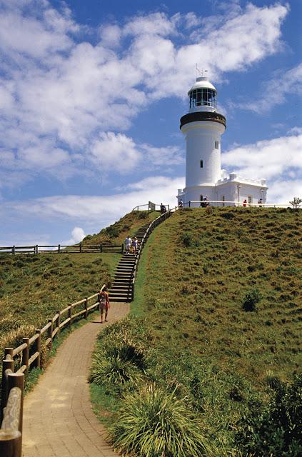 NSW; North Coast; Towns; Byron Ba