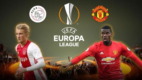 Live Score: Europa League Final - AJAX vs. MANCHESTER UNITED