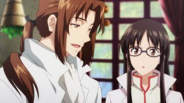 Seijo no Maryoku wa Bannou Desu Episode 1