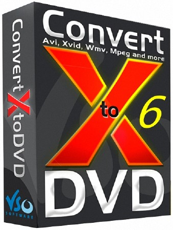 Download VSO ConvertXtoDVD 6.42 Full Crack