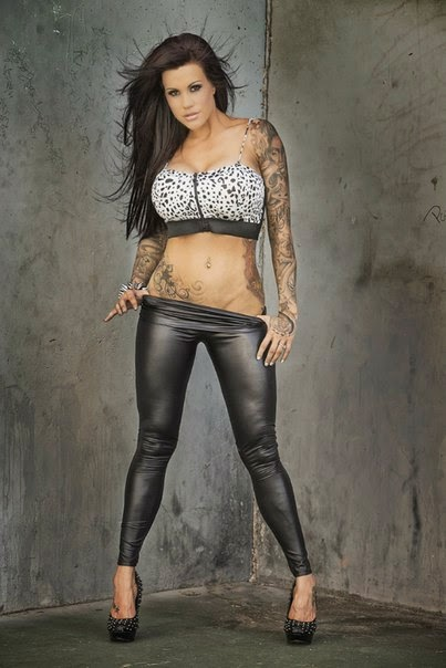 Sexy Tattoo Models  Heather Moss
