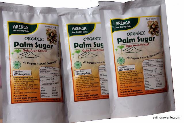 arenga palm sugar ramah lingkungan
