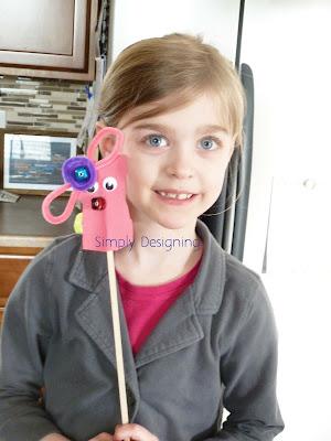 kids puppets 02 Spring Break = Kid Craft Time 9