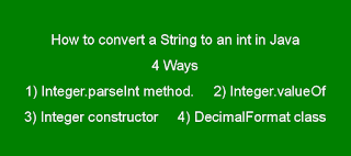 string to int