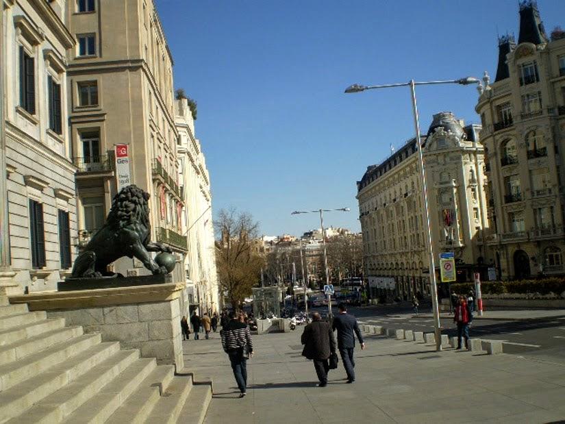 Fuente de la Cibeles Madri espanha