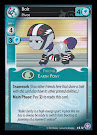 My Little Pony Bolt, Pivot The Crystal Games CCG Card