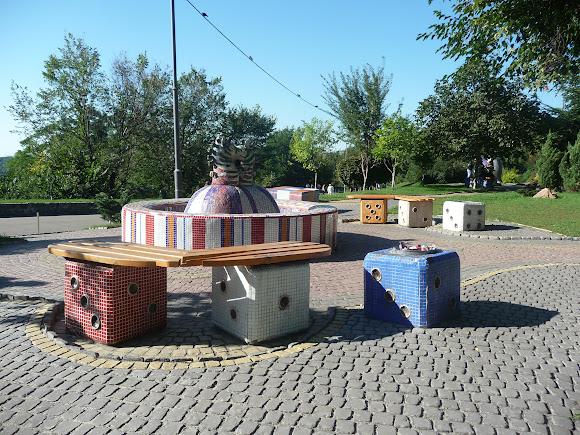 Київ. Пейзажна алея