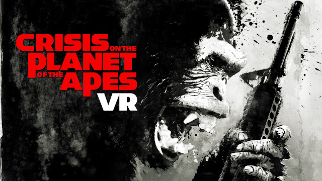 Crisis on the Planet of the Apes from FoxNext VR