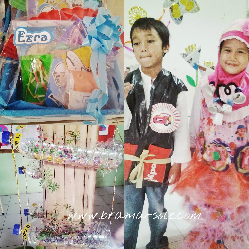 Ezra's Weekend Project : Recycle Wardrobe