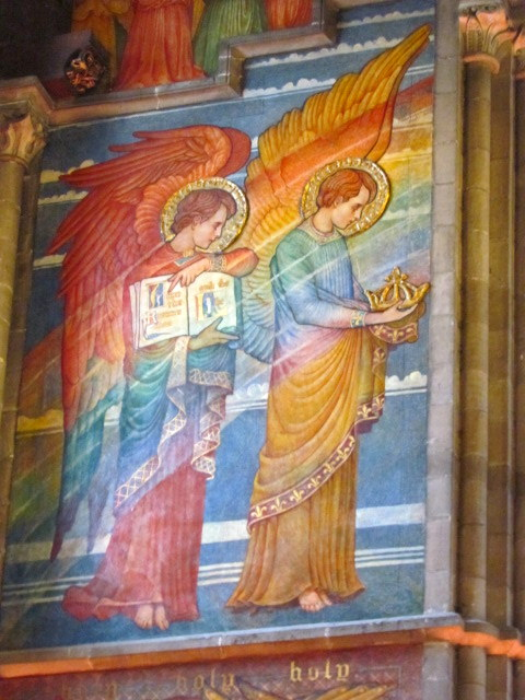 The Ritchies in Edinburgh and beyond: Mansfield Traquair: Scotland's