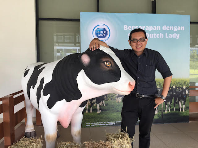 Dutch Lady PureFarm Milk Mornings Campaign Launch