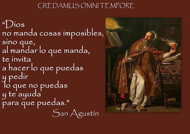Catolicidad Manda Dios Cosas Imposibles