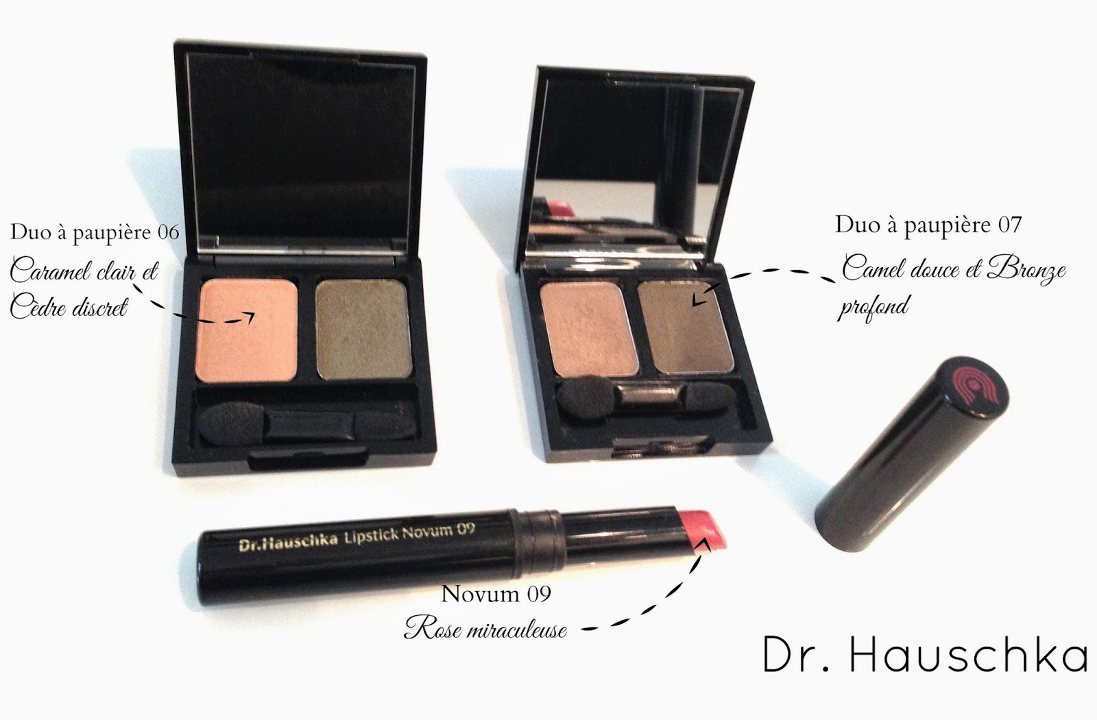 Maquillage Dr Hauschka