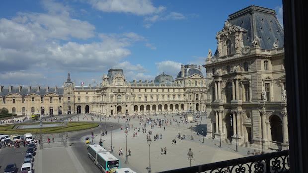 David & Daryl' Travel 2012 Day 3 Louvre