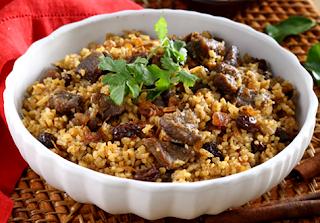 resep-nasi-kebuli-daging-sapi,cara-membuat-nasi kebuli dengan rice cooker,cara membuat nasi kebuli sederhana,resep nasi kebuli ibu hanna,resep nasi kebuli betawi,pelengkap nasi kebuli,