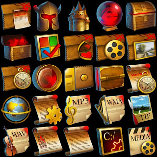 Iconos Medievales