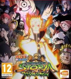Naruto Shippuden: Ultimate Ninja Storm Revolution download