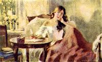 Pismo-Tatjany-Hudozhnik-A-Samohvalov